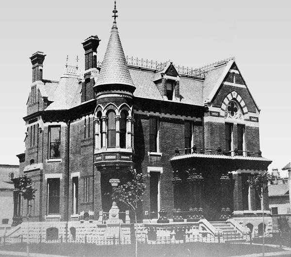 Ransom Gillis Home